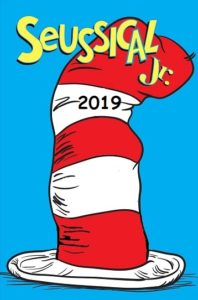 Seussical Jr Hat 2019